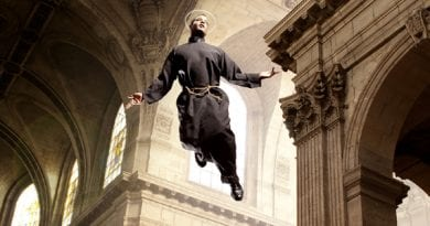 Three Amazing Saints who Levitated