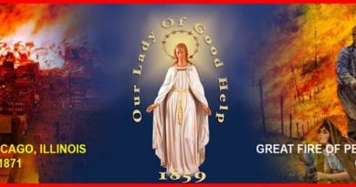 Are Miraculous healings occurring at The Shrine of Our Lady of Good Help in Wisconsin? Only Marian Apparition approved in USA
