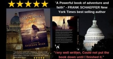 """""""From Fatima to Medjugorje, The Madonna Files is the most prophetic novel of our times"""" Is it possible that God through his Messenger the Mother of Christ is sending America a prophetic message that holds the secret of our future?"""