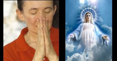 "Medjugorje: ""Convert now, before the time comes when it will be too late… Satan has tightened his grip on human beings"" … Our Lady Reveals What She Wants From You Each Day to Help the World."