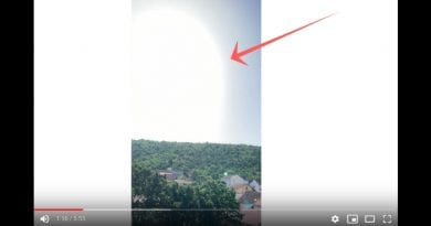 "Medjugorje is incredible! The Miracle of the Sun during Mirjana's apparition JULY 2, 2019  The moment at 1:16 minute is ""supernatural"""