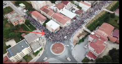 Amazing Medjugorje: Corpus Christi Procession in 4-K High Definition Video