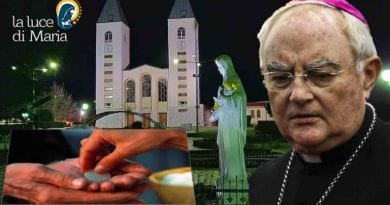 Medjugorje: Vatican Envoy Archbishop Hoser –  Stop Communion on the hands… Fears that Consecrated Hosts are stolen, sold and used in Satanic Rituals