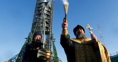 "Signs, secrets and ""The Great Prophecy"" – ""Russia will come to glorify God the Most…The west will make modern progress but without God."" Bombshell new book: The Russian Orthodox Church – From portable churches to the consecration of weapons system – A  nuclear priesthood has arisen in Russia"