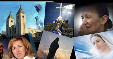 "Medjugorje's most recent, Message on August 25, 2019 reveals the weapon that will make the Light triumph and will bring blessings ""a hundredfold"""