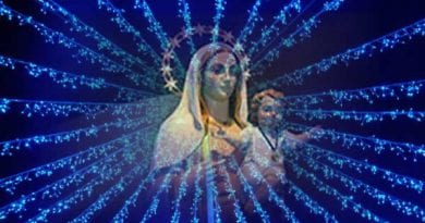 "Medjugorje: August 5, 2019: It is Our Lady's birthday.  The story of the ""Sugar Rose"" that Our Lady took to Heaven that revealed her true birthdate."
