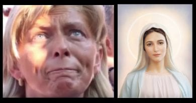 "Medjugorje: Mirjana – ""The number of unbelievers is getting bigger and bigger. In their commitment to a better life, they make God himself superfluous and unnecessary. This is why I cry so much, this is why I feel deeply sorry for them and for the world. They do not know what awaits them."""