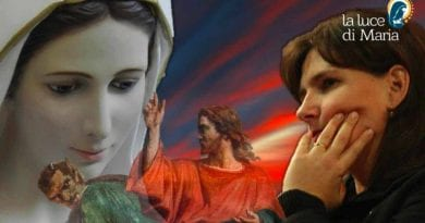 Medjugorje: Jelena (The one who hears the Madonna) was given two prayers from Heaven by Our Lady to be recited each day. Read then today for healing.