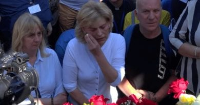 """When Our Lady Gets Sad…A Sign of Serious Times…Video of Apparition…..Our Lady is Sad Says Mirjana """"Many of my children no longer have faith."""""""