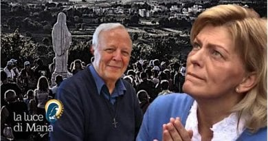 "Medjugorje:  Visionary Answers Question: ""Does Our Lady say anything about radical Islam because it's getting very scary out there?""…""I would never ever take that cross off the wall. Because  if you have to die for God then you will live forever. But if you say no to God, then you will die forever."""