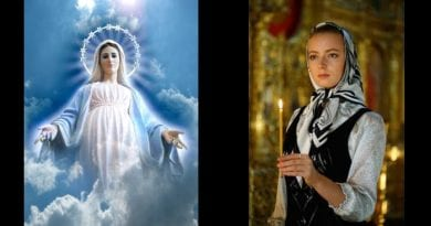 "Medjugorje: Our Lady asks us to reject ""Modernism""… Warns of Satan –  ""fight against temptation and all the evil plans which the devil offers you through modernism."""