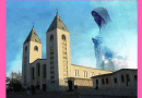 "Medjugorje: For those who worry in these difficult times, Our Lady says the Church is indestructible… ""It is indestructible because my Son gave it a heart – the Eucharist, and the light of His resurrection shone and will continue to shine upon it."""