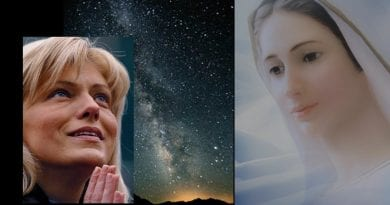 "Medjugorje: The Final Dogma? When Our Lady hinted that her role in Medjugorje is a link to the Fifth and final Marian Dogma… ""Today I am calling you to reflect upon why I am with you this long. I am the Mediatrix between you and God."""