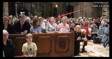 Medjugorje: Marija Has Apparition in St. Stephen's Cathedral in Vienna with Cardinal Christoph Schonborn in audience…When will the world wake up to this miraculous time  of grace?!