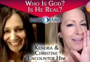Kendra and Christine tackle a couple of humanity's great questions: Who is God? Is God real?