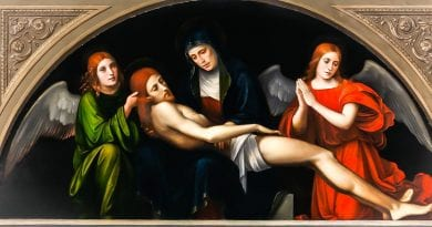 September ~ The Month Devoted to Our Lady of Sorrows