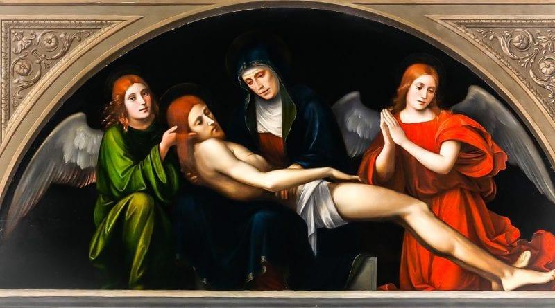 Pieta ~ Francesco Francia