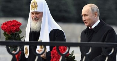 Orthodox Patriarch of Moscow – Why Western Media plots against the Russian Orthodox Church