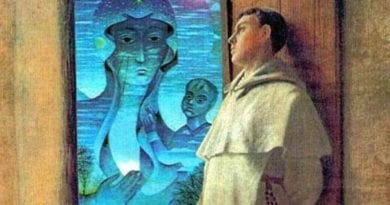 15 Promises of the Holy Rosary: Friar Alano de la Roche: He freed himself from the devil by praying the Rosary