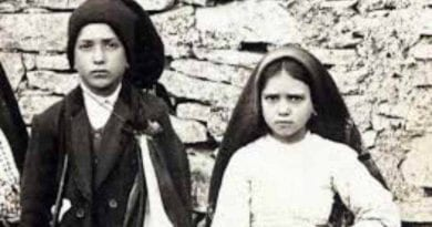 "Fatima Anniversary October 13, 2019 – Jacinta's last words: ""I will return to Fatima after death"" …""If they only knew…the sin that dragged more people to perdition was the sin of the flesh ""."
