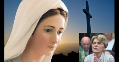 """Medjugorje: Tomorrow October 25, 2019 is Monthly Message for the world….One year ago, Our Lady revealed what """"either opens or closes the doors to the Kingdom of Heaven for you."""""""