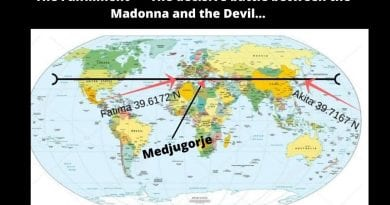 """Medjugorje – """"The Fulfillment"""" — The decisive battle between the Madonna and the Devil…Here are the terrible things before there is the final triumph of the Immaculate Heart of Mary"""