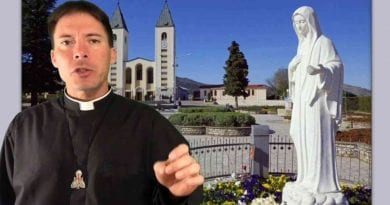 Dying Souls are Given a Last Chance: St. Faustina, Fr. Mark Goring