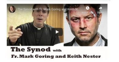 The Synod with Fr. Mark Goring and Keith Nester
