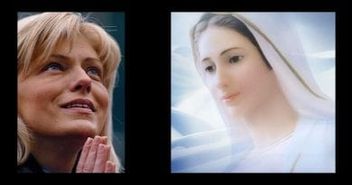 "Medjugorje October 2, 2019 Special Message from Our Lady to Mirjana…""My children, earthly life is the way to eternity, towards truth and life: towards my son. """