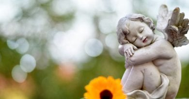 Today, October 15, 2019, is the day of children never born! Victims of abortions and other human persecutions. Prayer to recite