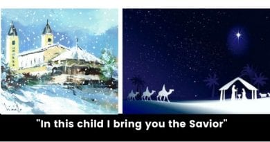 "Medjugorje: Three messages from the Queen of Peace to help prepare us for Christmas…""In this child I bring you the Savior"" November 11. 2019"