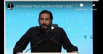 "A New Year's Resolution – Jim Caviezel: ""Embrace your cross…We must be 'warriors' ready to risk our lives for the Gospel"" Powerful, powerful Video."
