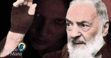 "Padre Pio Explains: This is exactly what awaits us in Hell …""If we are condemned by the ultimate judgment of God, nothing will prevent us from hell and eternal punishment and we will be deprived of everything, especially of the closeness of our heavenly Father and the presence of the Virgin Mary."""