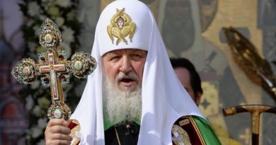 Signs: Russian Patriarch Kirill: Godless Western Elites  Want to Destroy Christianity