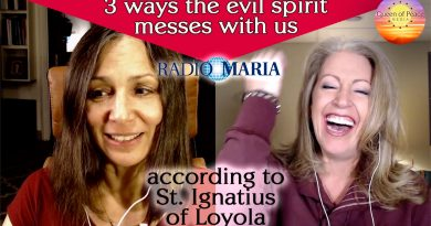 Prepare! The 3 ways the evil spirit attacks us and how to survive times of spiritual desolation.