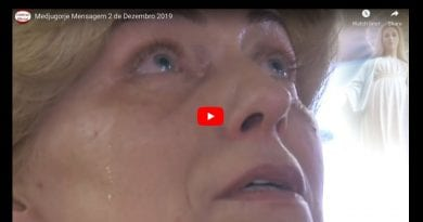 Powerful and upclose video – December 2, 2019  Our Lady's special Message to Mirjana – Medjugorje