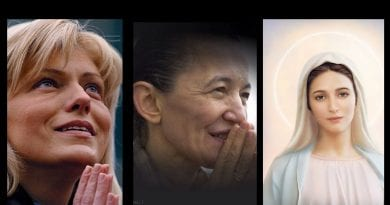 "Mirjana: ""Surely there will be exceptional and extraordinary signs… the future of Medjugorje will be positive. It will become even more a spiritual magnet."""