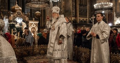 Why Western Media plots against the Russian Orthodox Church…