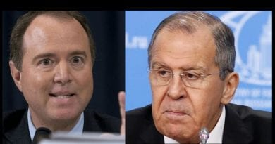 Signs: Russian Foreign Minister Furious at Adam Schiff for his desire to completely ruin American-Russia relationship – Putin warns of dangers