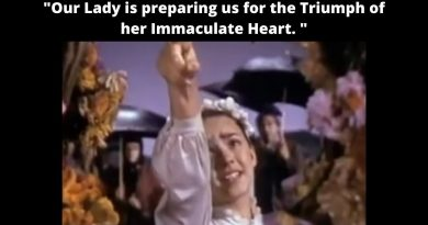 "Medjugorje: Comments from recent message – Padre Livio Fanzaga: ""Our Lady is preparing us for the Triumph of her Immaculate Heart. """