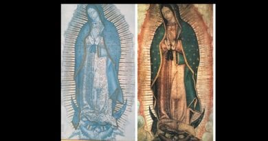 Sister Emmanuel from Medjugorje tells how the Virgin of Guadalupe in Argentina changed color!