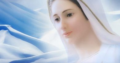 "Medjugorje: ""I invite you in this time like never before to prepare for the coming of Jesus."""