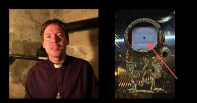 The World's #1 Most Impressive Eucharistic Miracle: Sokółka – Fr. Mark Goring explains in detail…Tissue of human heart is discovered in Consecrated Host.