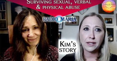 How Jesus healed Kim from sexual abuse, in-home violence, and emotional abuse. Part 1.