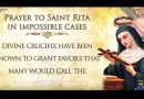 ? Prayer to Saint Rita in impossible cases – Very Powerful ?