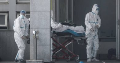 SIGNS OF PLAGUE- Biblical Proportions: 'This time I'm scared': experts fear too late for China virus lockdown
