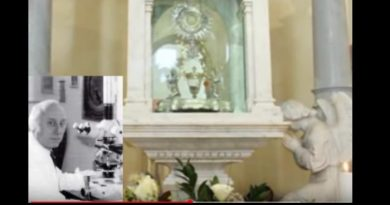 Miracle of Lanciano Italy…The most scientifically  proven Miracle in the Catholic Church?