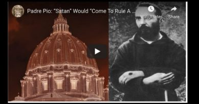 "Padre Pio: ""Satan Will Come To Rule A False Church""…Vatican Exorcist Fr. Armoth: ""Padre Pio was tormented by one issue – the coming of the ""Great Apostasy""."