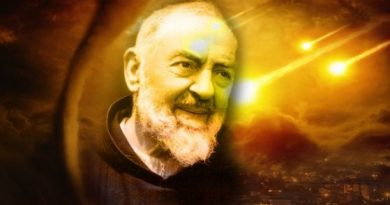 When Jesus spoke to Padre Pio about the end of the world –  'The month of May will be a tragic month.'