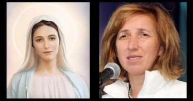 "February 25, 2020 Monthly Message from Medjugorje – ""You are so flooded by earthly concerns…As nature fights in silence for new life"""